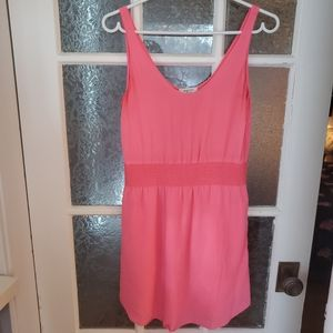 Babaton Blythe Dress in Coral Pink